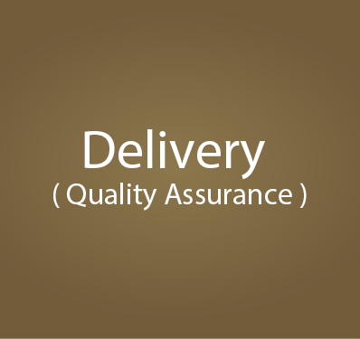 Delivery (Quality Assurance)