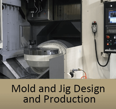 Mold and Jig Design and Production