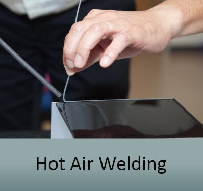Hot Air Welding